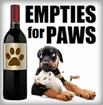 Empties for Paws