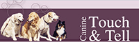 Canine Touch & Tell logo