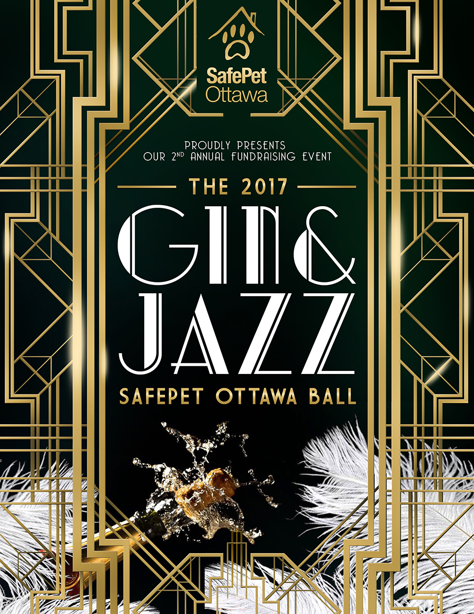 SafePet Ottawa Gin & Jazz Ball 2017